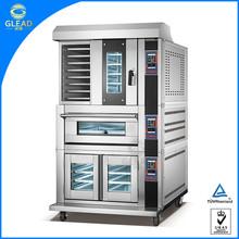 GLEAD hot sale luxury combination commercial electric hot air convection oven