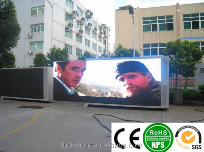 high quality led panels led display full sexy xxx movies vi , outdoor advertising led display screen, led xxxx video wall screen