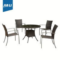 Good service factory supply synthetic rattan furniture