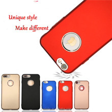Unique style graceful metal ring case phone mobile phone case for iphone6 6s 7 7plus