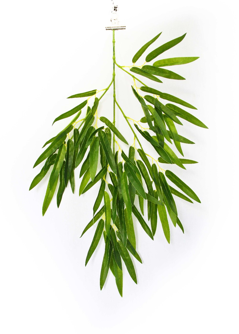 Hot Sale Artificial Bamboo Leaves, Artificial Bamboo Plant for Decor