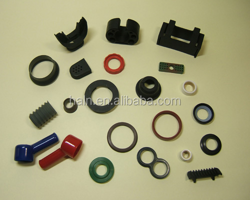 vulcanized small rubber part