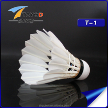 Best quality shuttlecock hot sale around the overseas market Top-1