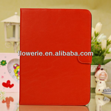 FL2788 2013 Guangzhou hot selling stand leather flip case cover for samsung galaxy tab 3 10.1 p5200