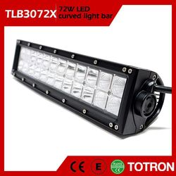 TOTRON New Design Boat Using Price Off Led 4X4 Light Bar Car