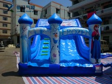 Inflatable castle slide/inflatable vagina slide/inflatable bouncy slide bouncer for kids