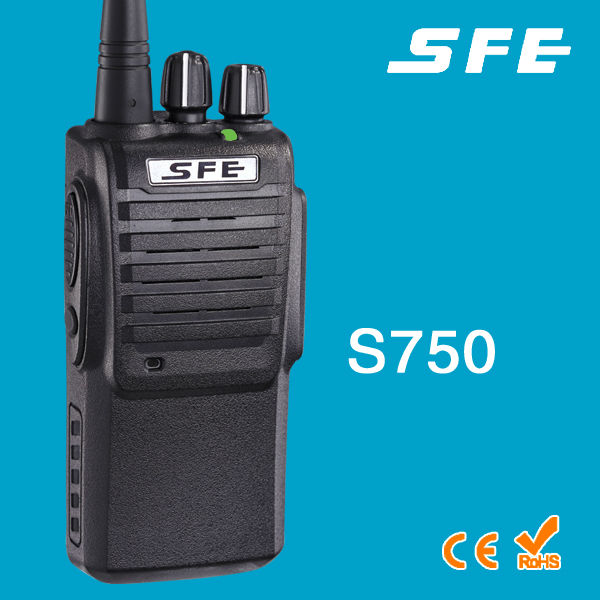 SFE S750 Rugged-Reliable Hot ham 2 Way Radio