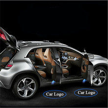 Car door courtesy lights Plug and Play high end car door lights projector