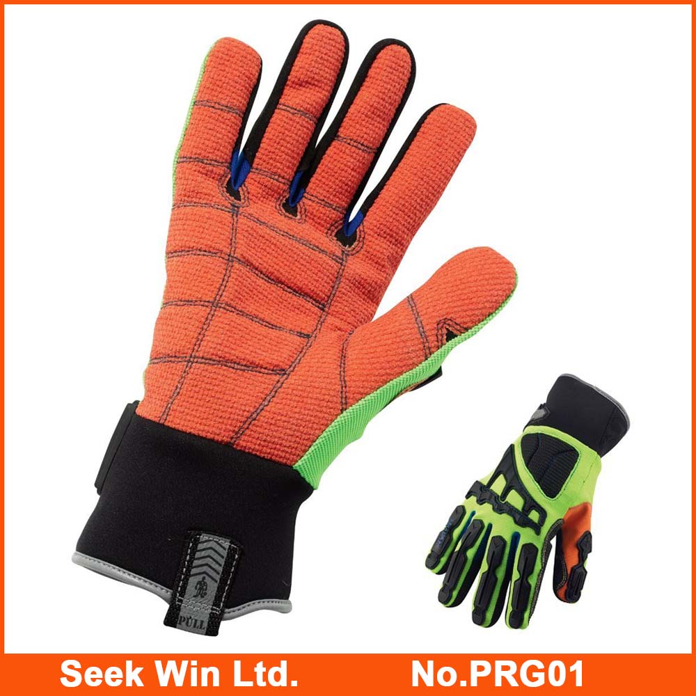 Safety Work Cut Protection Gloves Thermal Slash Resistant Gloves Impact Resistant Cut Proof Gloves
