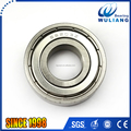 Stainless steel deep groove roller ball S6203ZZ bearing with 17*40*12mm