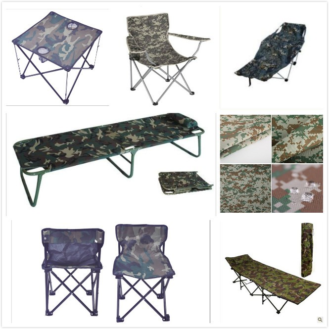 military camouflage durability 100% polyester fabric