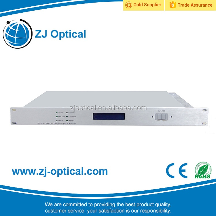 CATV 1550nm EDFA Professional Power Amplifier