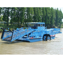 Chinese Professional Grass Harvesting Machine