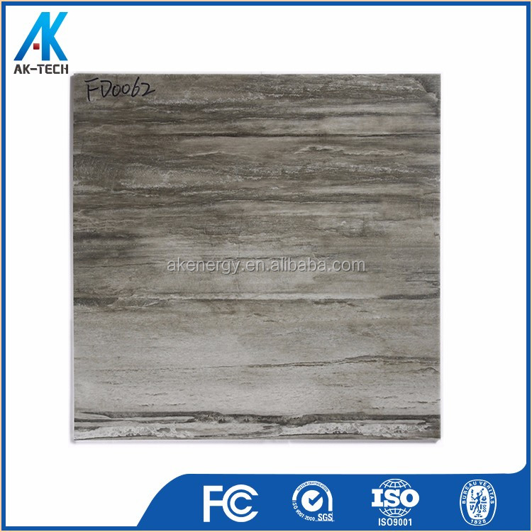 house faux wood tile ceramic 600mm * 600mm design in china