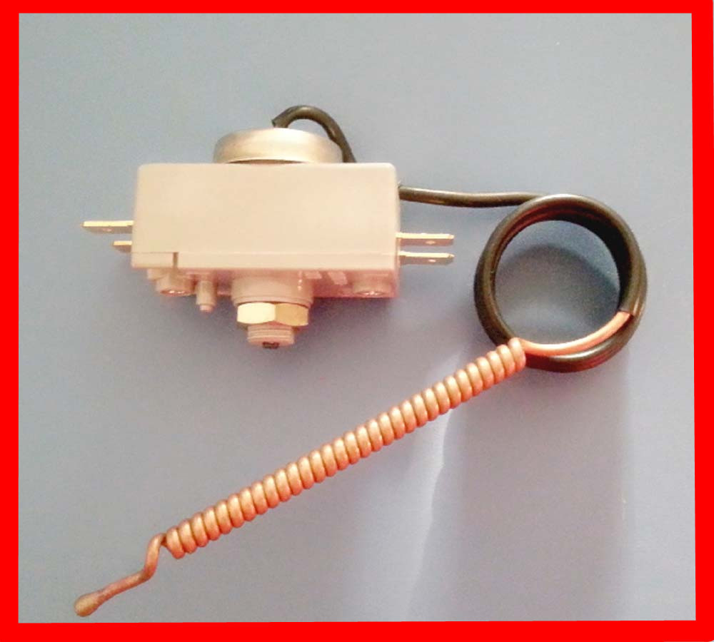 capillary thermostat for water heater Liquid expansion temperature controller