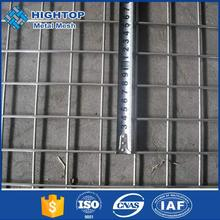 1.5 inch 304 stainless steel rebar welded wire mesh panel