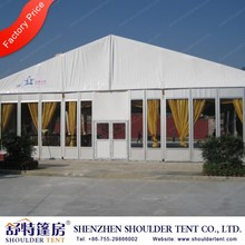 truck and car trailer marquee tent for highway travelling, 3 x 9 gazebo marquee tent, conference marquee tent in bangkok