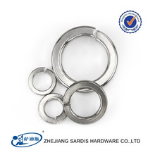 Chinese Supplier stainless steel external toothed lock bowl washer small and large size mm inch