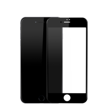 2016 new brand 3D curved edge to edge tempered glass screen protector for iphone 7