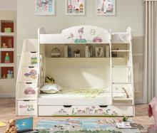 Kinder Hochwertige Schlafzimmer Möbel Set Twin Holz Loft Etagenbett Für  Kinder