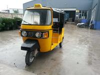 150CC 200CC three wheel tricycle taxi, bajaj passenger tricycle, tuktuk