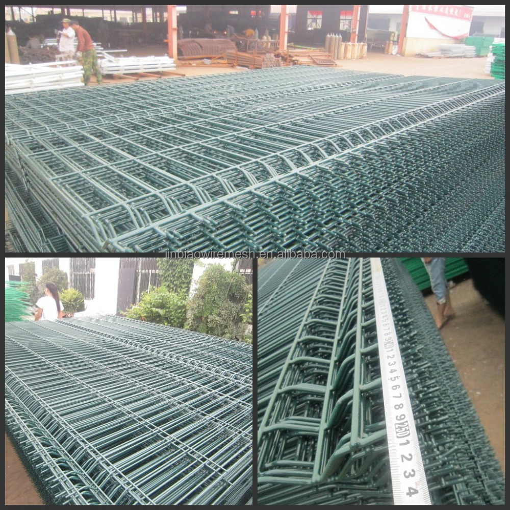 Garden Decorations Wire Panel Fencing