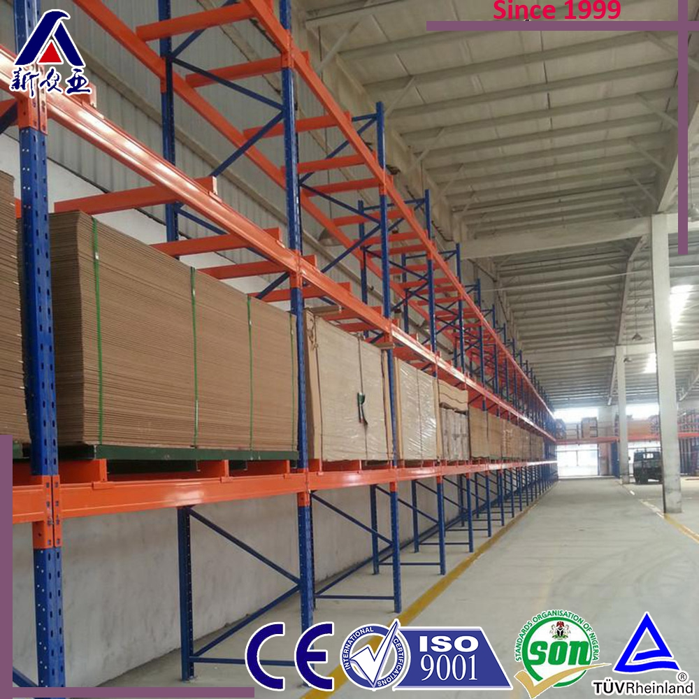 Multi-layer warehouse metal storage rack for sale