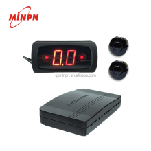 LED Display Parking Sensor 4 Sensors Reverse Warning Systems