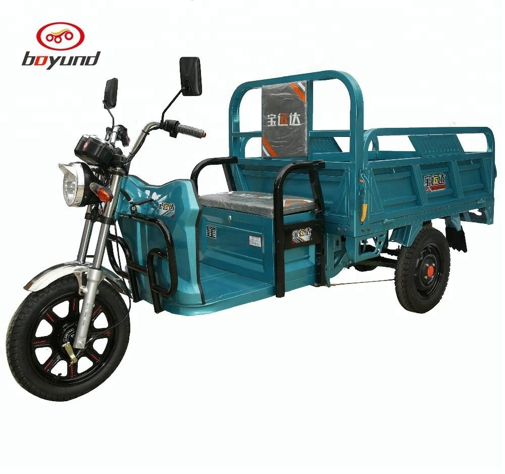 2019 china supplier export 150cc <strong>air</strong> cooling three wheel cargo tricycle