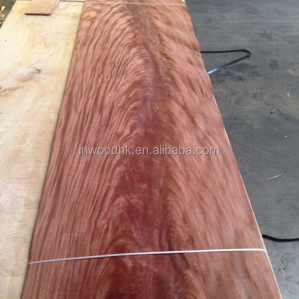 Natural mahogany crotch veneer for door skin buy for Mahogany door skin