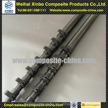 HMCF 3k Carbon Fibre Telescopic Window Cleaning Water Fed Cleaning Pole