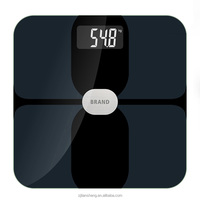 Bluetooth Body Scales Body Composition and fat testing equipment