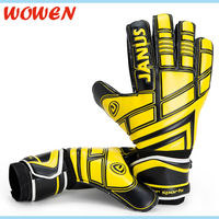Latex Fingersave Roll Finger Cut Gloves Football Goalkeeper Gloves