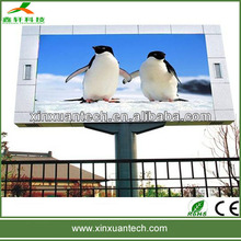 Government Project P10 full color outdoor led display panel