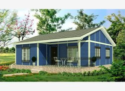 for sale practical low insulated prefab house fast build
