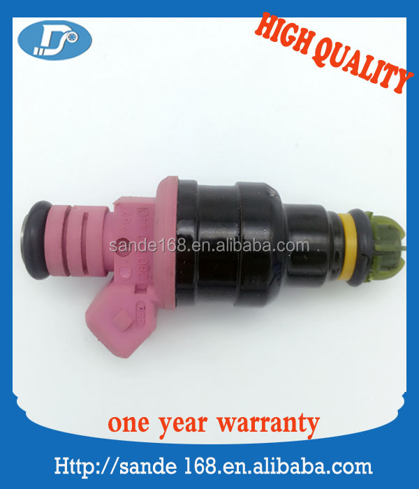 use for BMW 328i 6cyl 2.8L 1996-2000 328i 6cyl 2.8L 1996-1999 Fuel injector nozzle 13641703819 0280150440