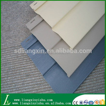 Hot sale Cheap Exterior PVC Material Wall Siding