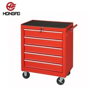 Outdoor portable truck tool boxes with wheels