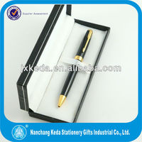 2014 newest Promotional Stationery stylish Clip gel ink metal g pen