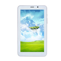 "7"" Dual Core MTK8312 Tablet PC Build In 3G Cheap Tablet with 3G Smart Design"