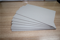 2.0mm Laminated Grey Board Paper For Packing Hardcover Book