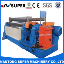 W11-6x1000 Plate Roller Mechanical Auto Bender Machine for Die Cutting