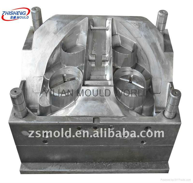 Good market injection plastic helmet mould