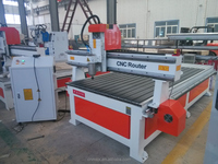 cnc router machine with auto lubricate oil system