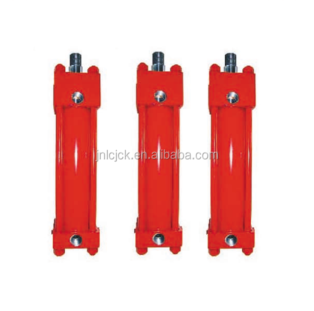 convenient mid& low pressure four-tie rod hydraulic cylinder