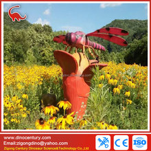 garden decoration giant insect animatronic animals butterflies