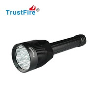 trustfire original factory 13000LM/ Trustfire J20 led flashlight using 12 x Cree XM-L T6 leds