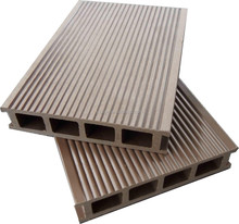 Outdoor waterproof WPC decking /Garden WPC flooring