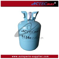Purity More Than 99.9% 13.6KGS R134a Refrigerant Cool Gas / Refrigerant R134a