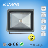 2 years guarantee 10W-500W full beam angle flood lamp for stadium lighting